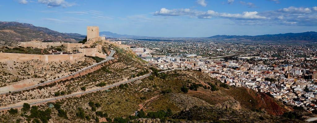 Entradas al castillo de Lorca con menú de mediodía