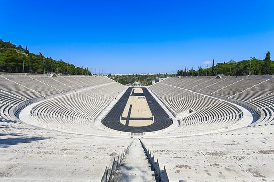 """Входные билеты на стадион """"Панатинаикос"""" без очереди"""