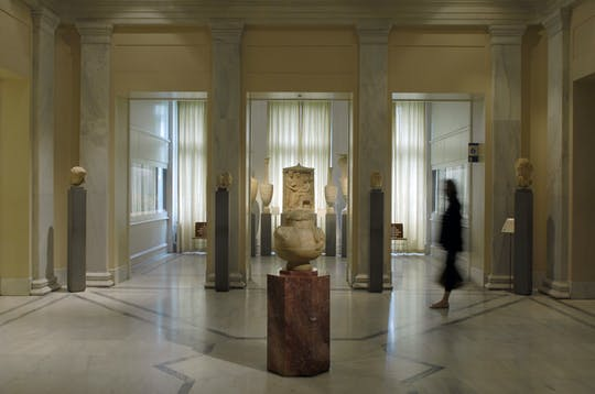 Benaki Museum van Griekse cultuur skip-the-line tickets