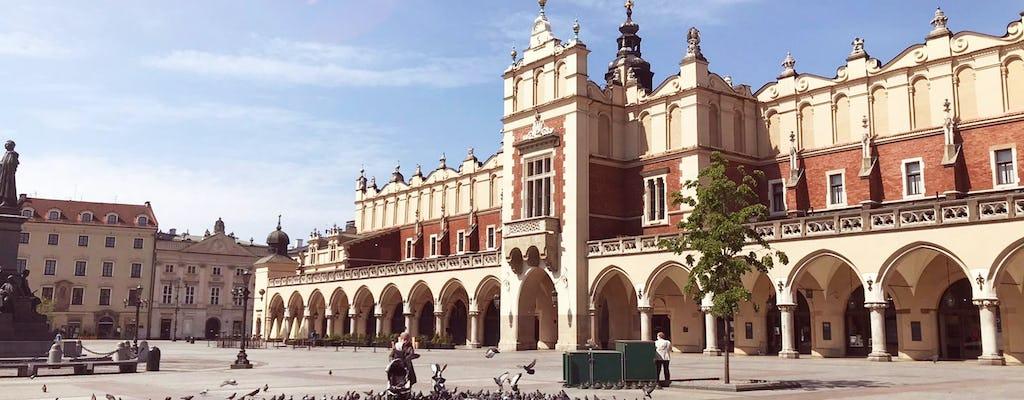 Королевский тракт: индивидуальная пешеходная экскурсия по Кракову