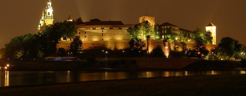 Visita guiada privada a pie al lado oscuro de Cracovia