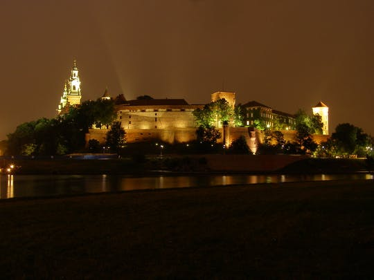 Private guided walking tour to the dark side of Krakow