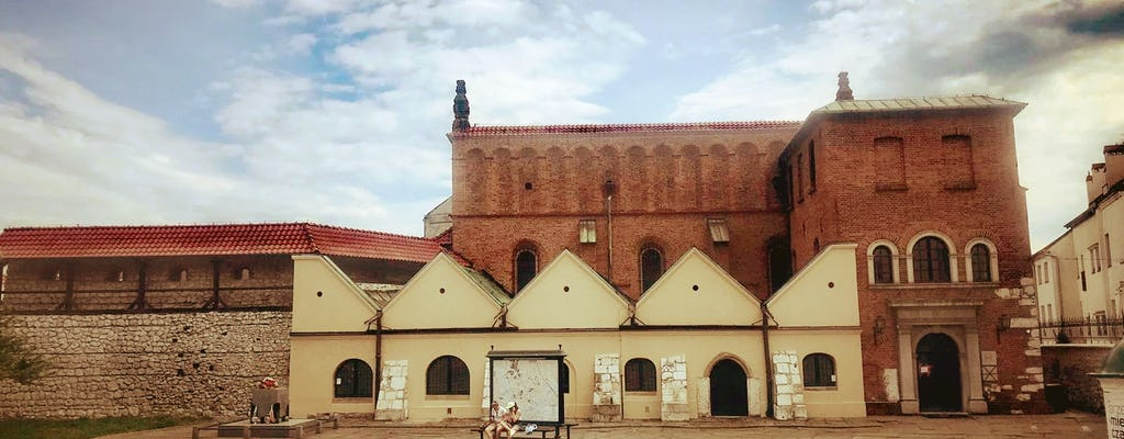 Rundgang durch das jüdische Viertel von Krakau und das ehemalige Ghetto
