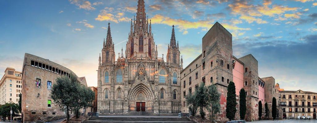 Старый город и Готический квартал в Барселоне экскурсии в Барселоне