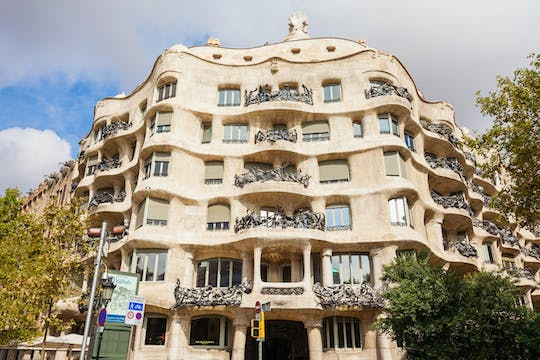 Gaudi's Modernist tour in Barcelona