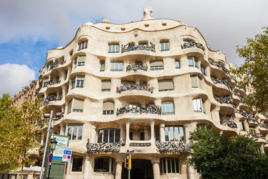 Gaudi's modernistische tour in Barcelona