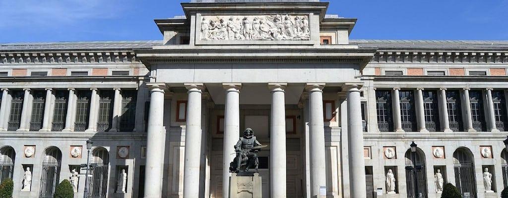 Wizyta z przewodnikiem w Muzeum Prado