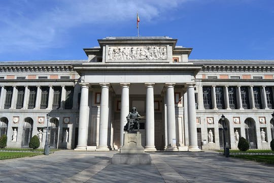 Guided visit of Prado Museum