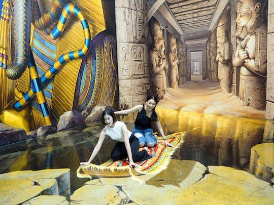 Art in Paradise Bangkok Eintrittsticket