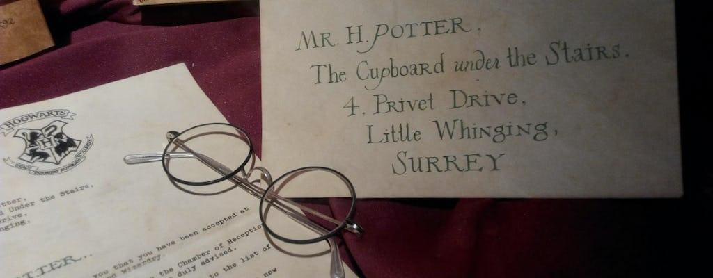 Harry Potter Rundgang in London