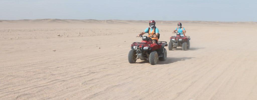 Tour nocturno en quad en Hurghada