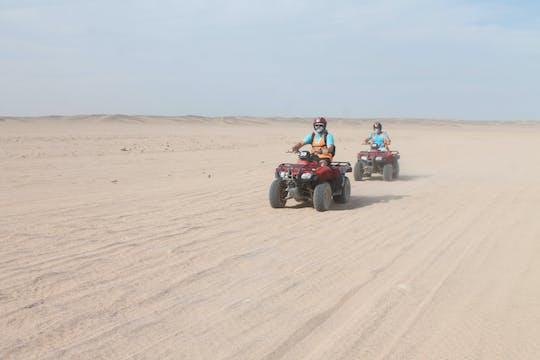 Abends Quad-Tour in Hurghada