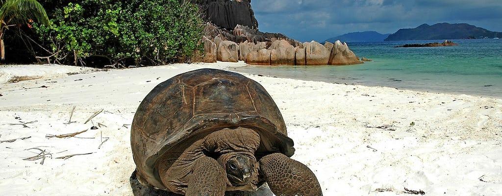 Seychellen 3 Inseln Tagestour von Cousin, Curieuse und St. Pierre