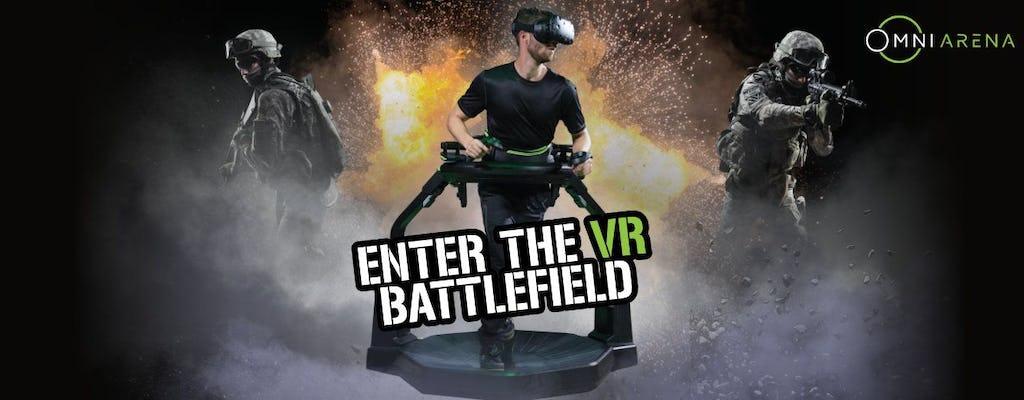 Omni Arena Virtual Reality Erfahrung