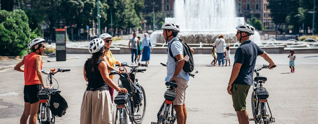 Tour in bici elettrica di Milano