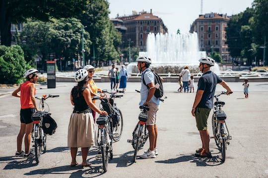 Milan E-bike tour