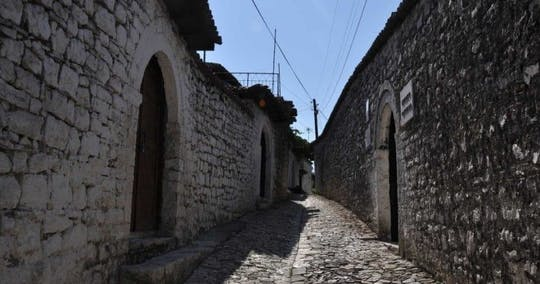 Full-day Berat tour from Tirana
