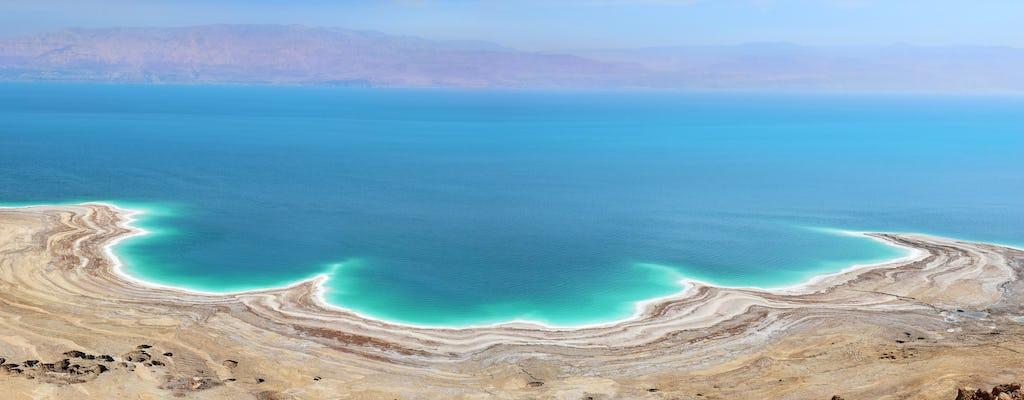 Ganztägige Tour durch Masada und das Tote Meer ab Jerusalem