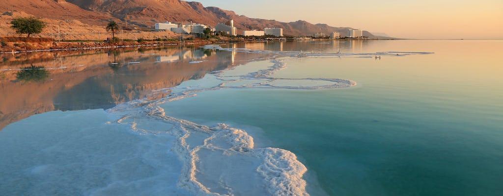 Full-day Masada and Dead Sea tour from Tel Aviv