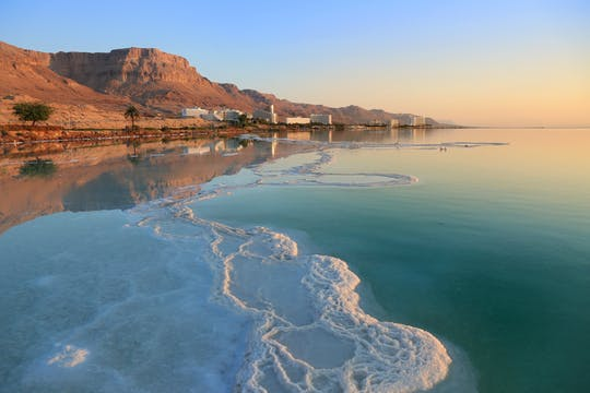 Full-day Masada and Dead Sea tour from Tel Aviv