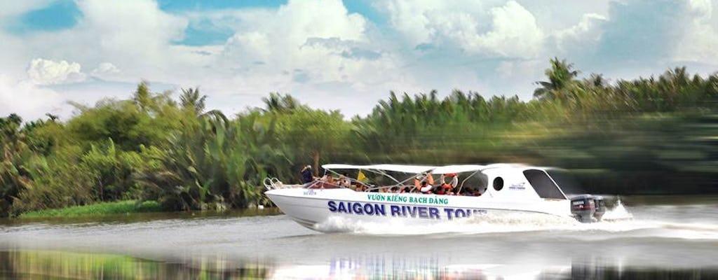 Mekong Delta cruise by luxury speedboat