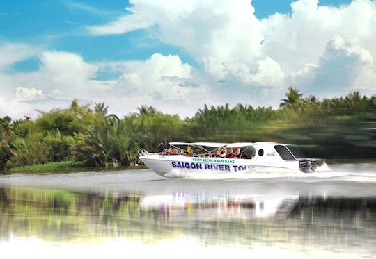 Mekong Delta cruise by luxury speedboat