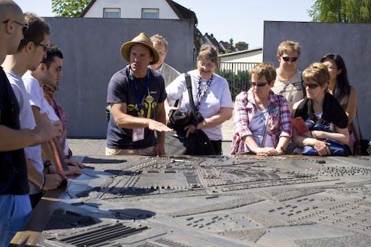 Memorial del campo de concentración de Sachsenhausen en Berlín