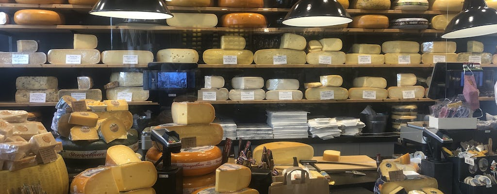 Private Gouda, witches and cheese full-day tour