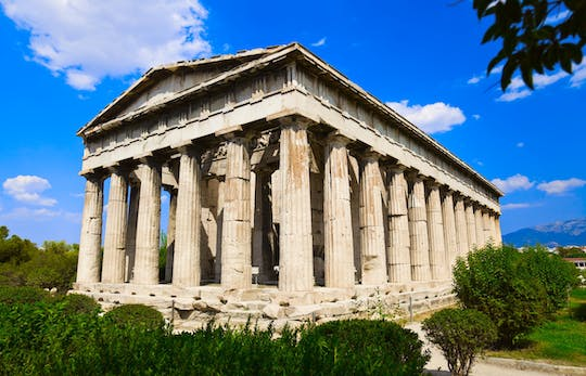 Ancient Agora of Athens and Temple of Hephaestus skip-the-line tickets