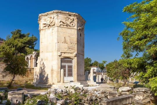 Ágora romana de Atenas ingresso sem fila
