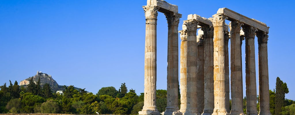 Ingressos sem filas para o Templo de Zeus Olímpico