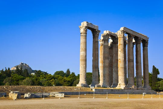 Temple of Olympian Zeus skip-the-line admission tickets