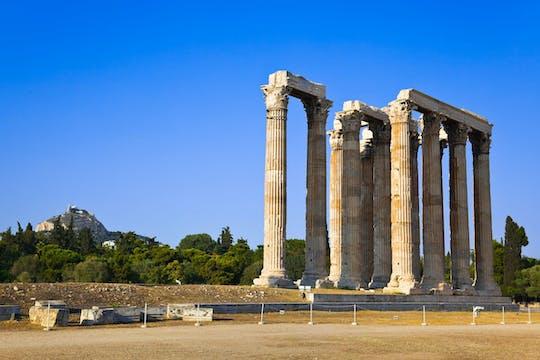 Входные билеты в храм олимпийского Зевса без очереди
