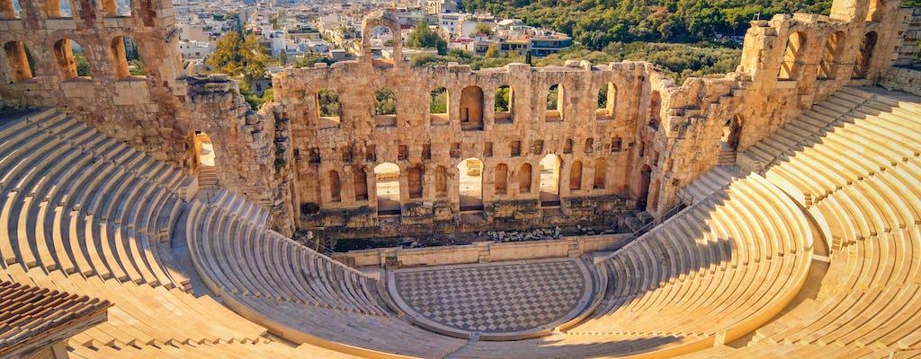 Historic Athens walking tour