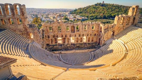 Исторические Афины экскурсии