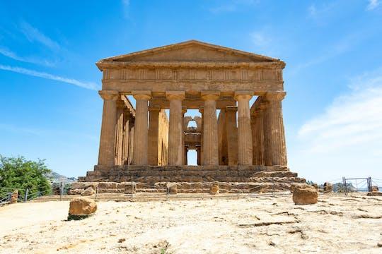 Agrigento Temples & Scala dei Turchi Tour