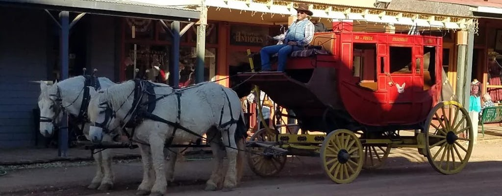 Tombstone and Bisbee tour