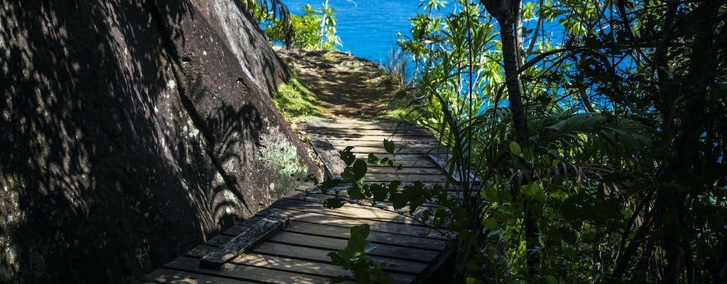 Sentier nature Anse Major au départ de Mahé