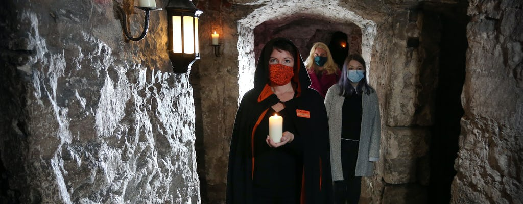 Halloween souterrain