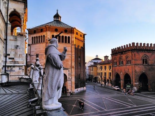 Tour privado a pie por Cremona y Museo del violín