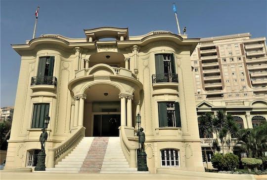 Passeio pelo Museu Real de Joias de Alexandria e pela Bibliotheca Alexandrina
