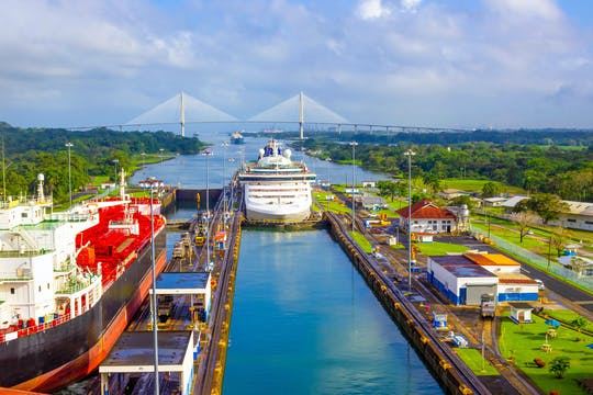 Panamakanaal en Casco Antiguo-tour