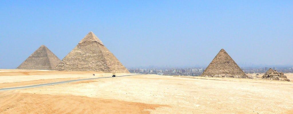 Ganztagestour zum pharaonischen Kairo von Alexandria