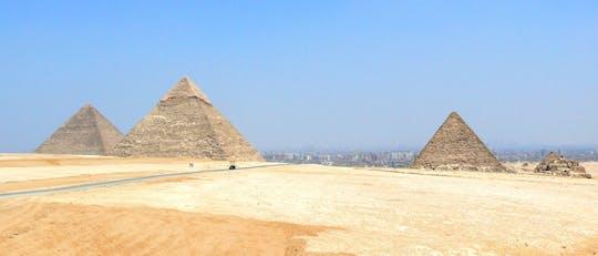 Excursão de dia inteiro ao Cairo Faraônico saindo de Alexandria
