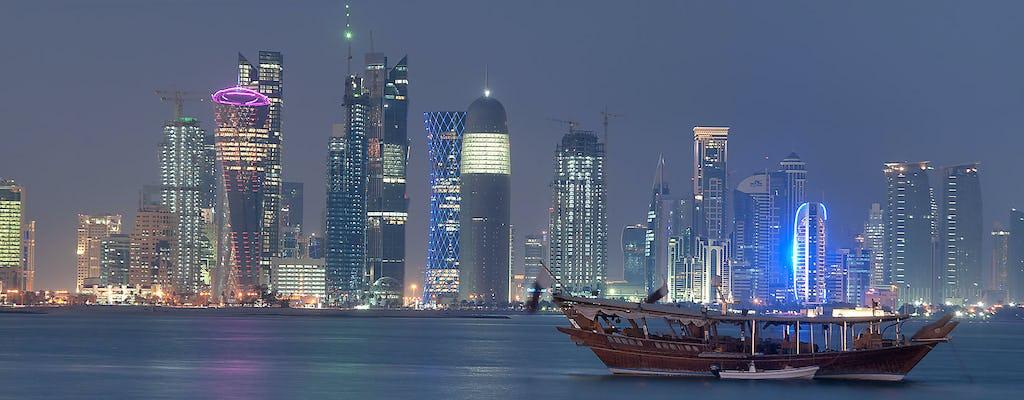 2-часовой круиз Доха Доу и корниш ходьбы