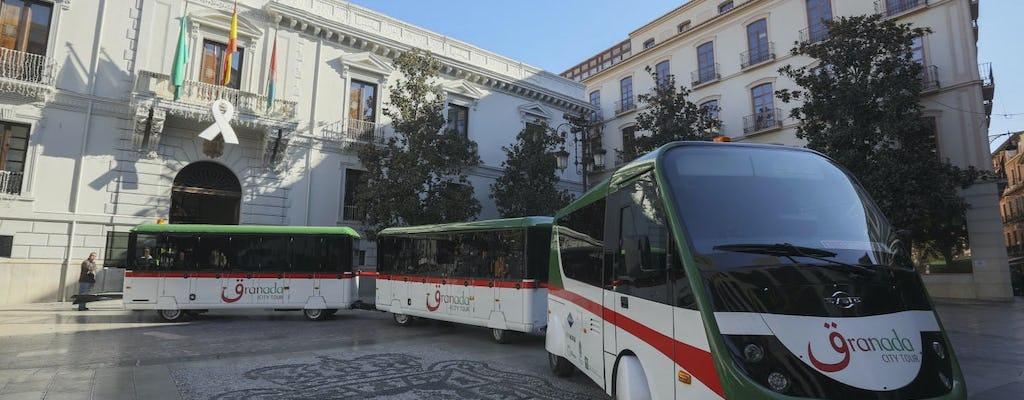 Гранада-хоп-он хоп-офф туристический поезд