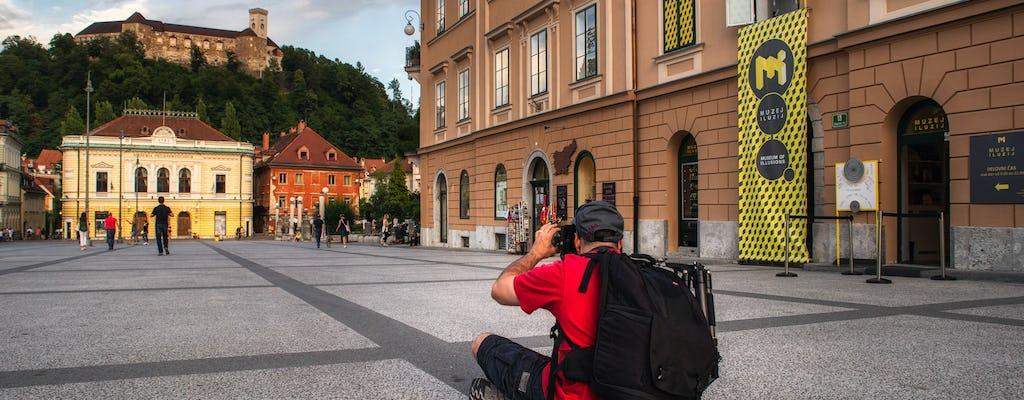 Tour fotográfico en Ljubljana