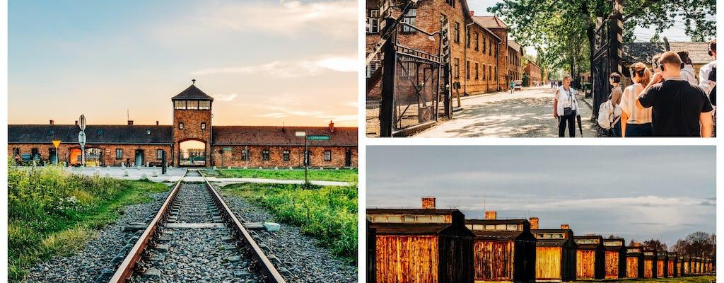 Tour pelo Museu Auschwitz-Birkenau saindo da Cracóvia com transfer e transporte