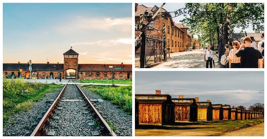 Auschwitz-Birkenau Museum tour from Krakow with pick-up and transport