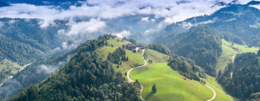 Rennradtour in Ljubljana